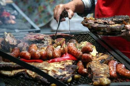 parrilla cuisine