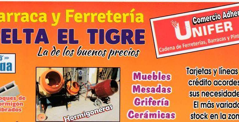 Barraca Delta El Tigre