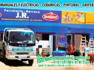 Ferretería y Barraca JR