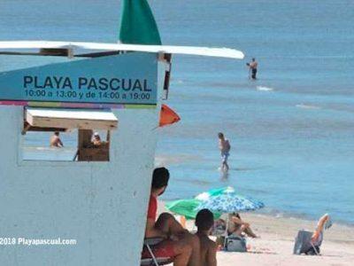 Villa Olímpica fue nuevamente recertificada como Playa Natural