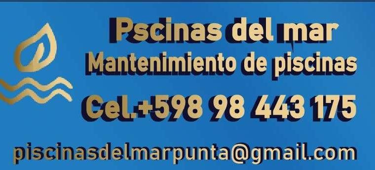 Piscinas Del Mar