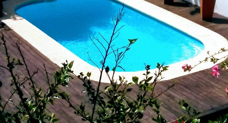 Mantenimiento de piscinas.
